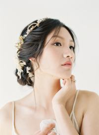 Stylish Wedding Hair Ideas and Bridal Beauty Tips - Once Wed