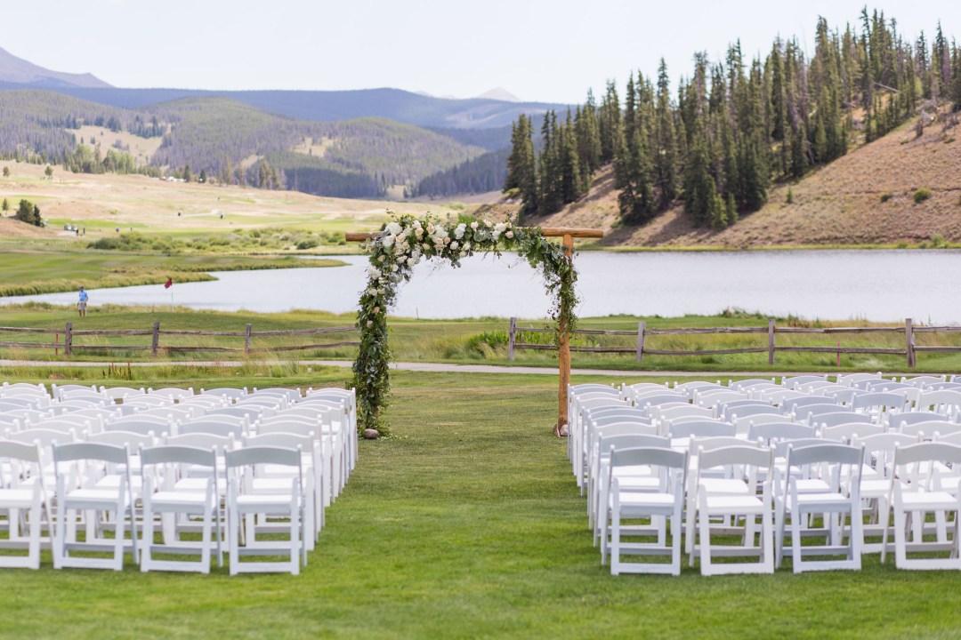 keystone ranch wedding photos