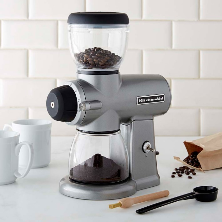 Best coffee grinder  Kitchenaid pro line KPCG100
