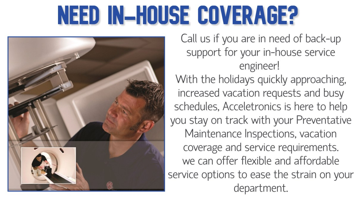 Need In-House Coverage?