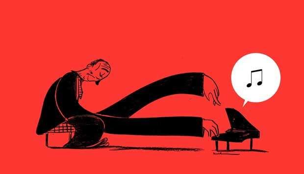 Bebo Valdés Ilustración: Pkyb-Klei