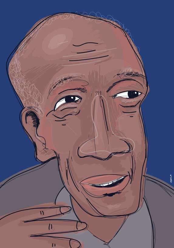 Bebo Valdés Ilustración: El artista de la familia
