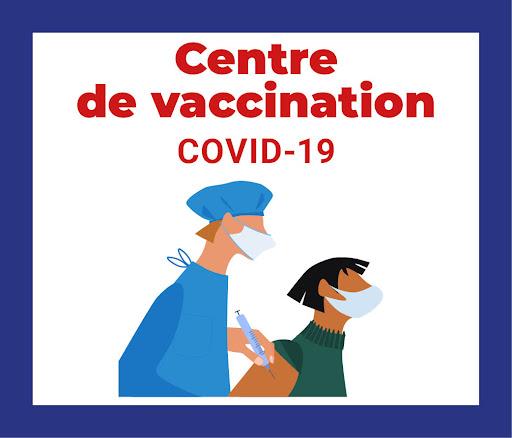 Nouveaux contacts du centre de vaccination
