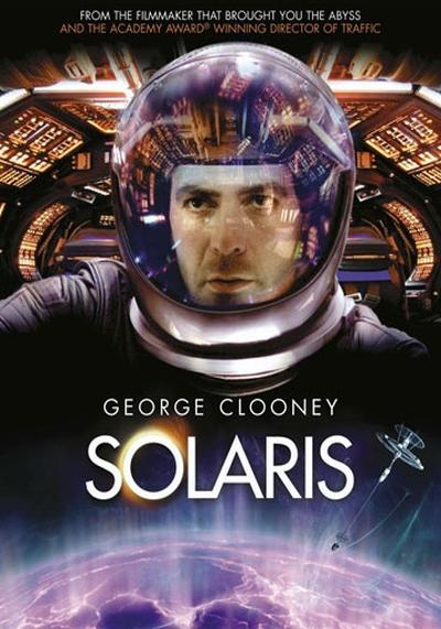 Risultati immagini per solaris Clooney
