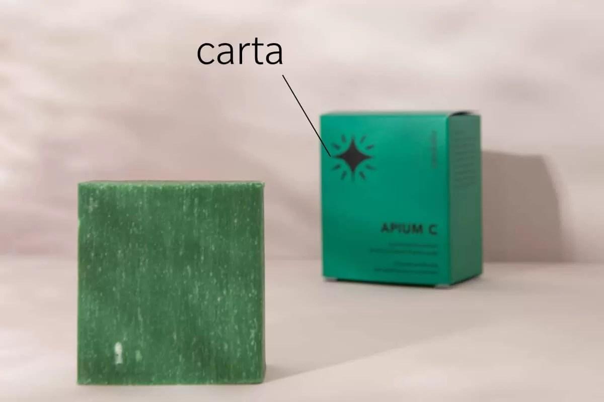 riciclo packaging apium c su carta