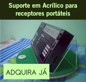 Suporte em Acrílico