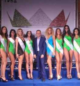 Mariapina Fontana - selezione regionale Miss Italia