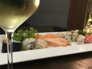 sushi vigilia