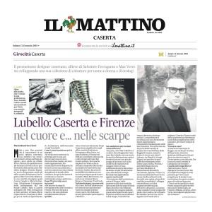 2019 gennaio 12 Mattino Lubello
