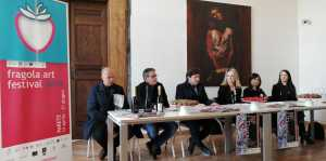 conferenza stampa - fragola art festival 2