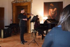 Concorso musicale Sette note a Palazzo