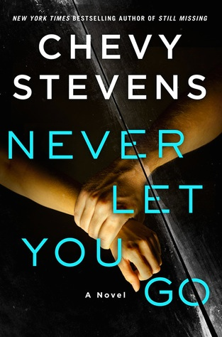 Never Let You Go Book Cover