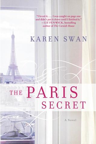 The Paris Secret Book Cover