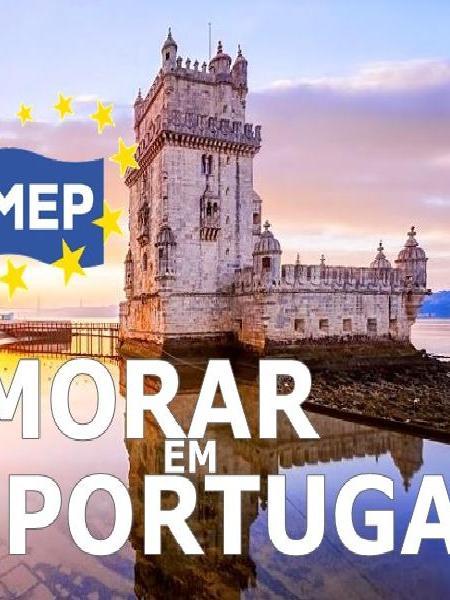 GUIA PARA MORAR EM PORTUGAL