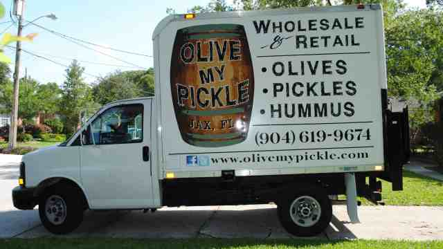 Olive My Pickle Truck