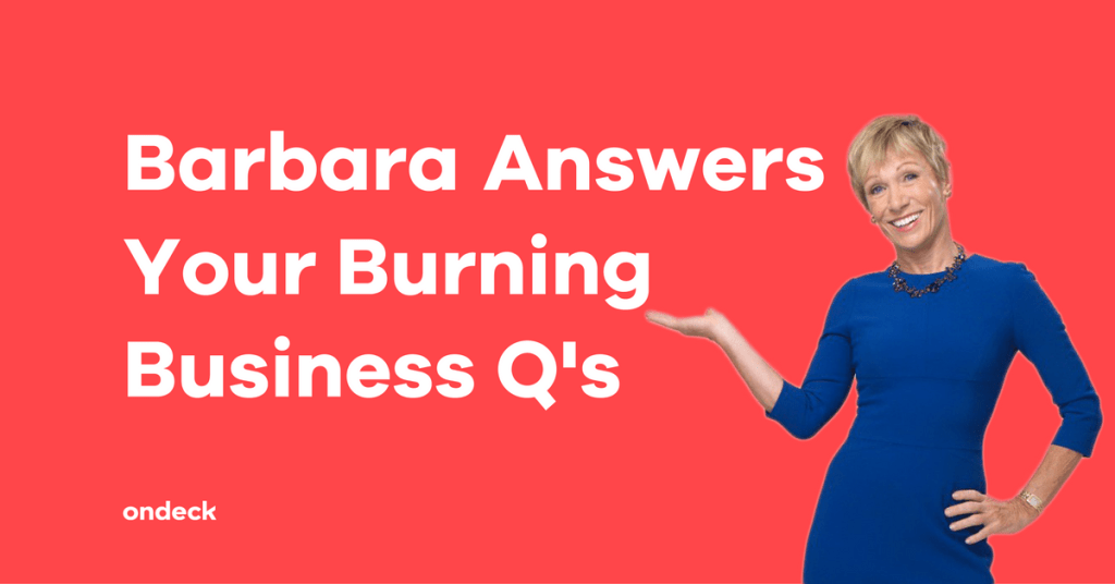 but i picked the top 10 questions that my no nonsense straightforward advice can help thanks to all the small business owners who participated