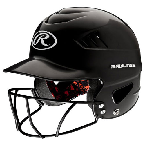 coolflo batting helmet with