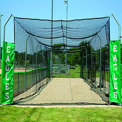 Commercial Batting Cages  Batting Cage Systems