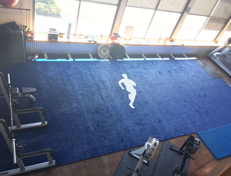 Indoor Turf for Gyms  Sports Facilities  On Deck Sports