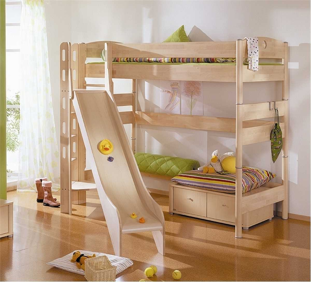 Maximize Space in Small Rooms with Trendy Trundle Beds for Kids