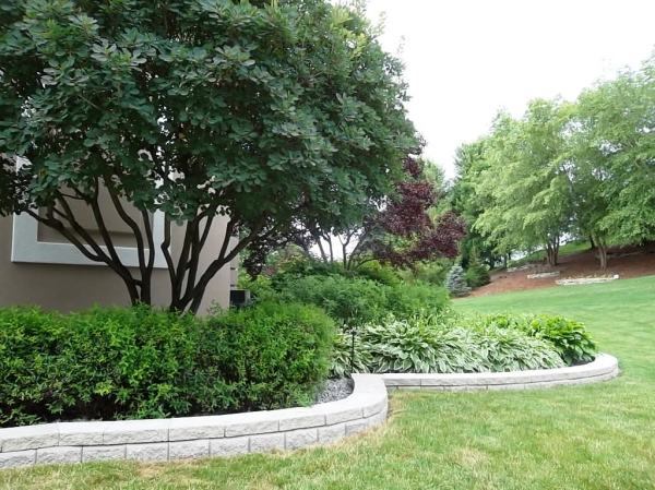 25+ Home Depot Wood Landscape Border Pictures and Ideas on