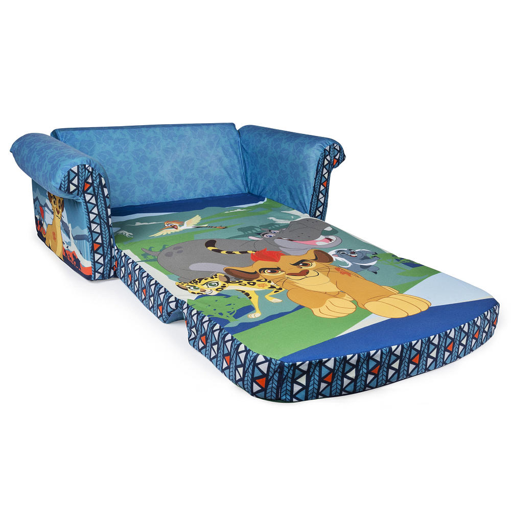 Furniture Cute Toddler Flip Open Sofa For Children Ideas