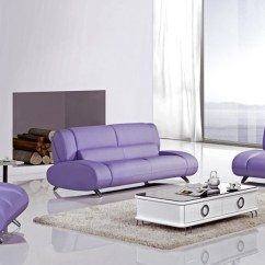 Fainting Sofa Purple Table Bad Boy Furniture Warm To Complete Your Living Room Decor Couch With