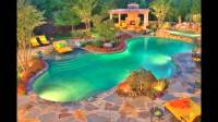 Backyard: Cool Backyard Pool Designs For Your Outdoor