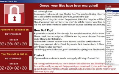 There's a Massive Ransomware Attack Spreading Globally Right Now