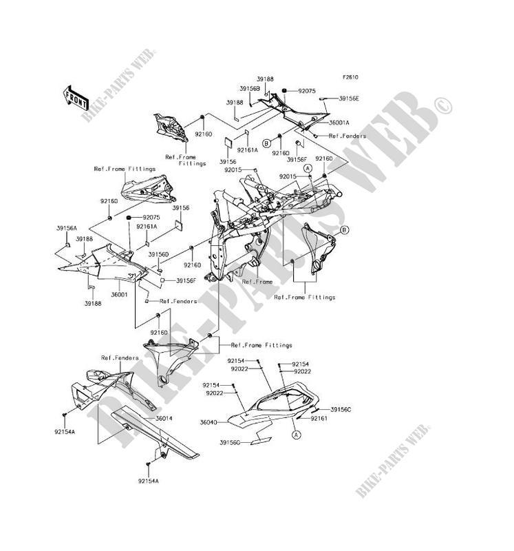 ZR800EGF Z800 2016 800 MOTOS Kawasaki motorfietsen