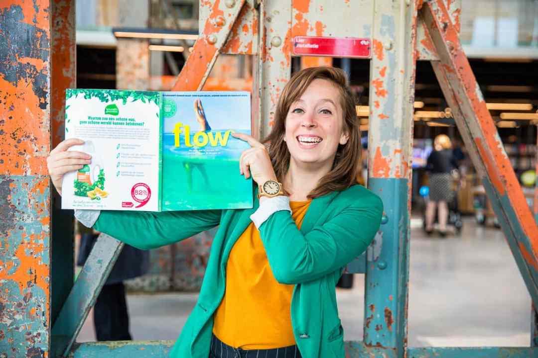 Ondernemer van de maand - Renee van der Hoff