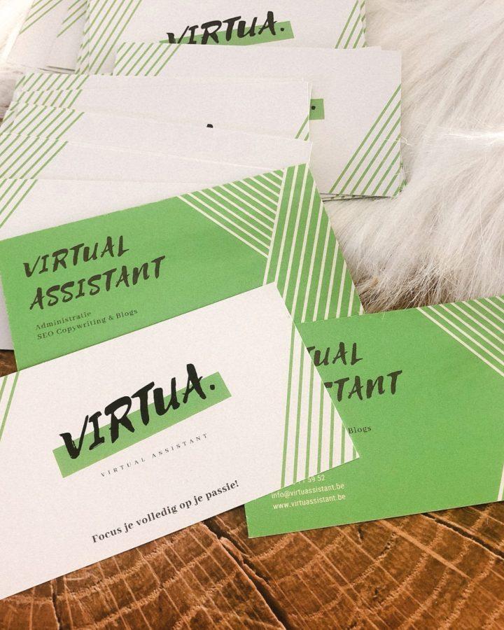 Visitekaartjes zelf maken in Canva: Tips & Info