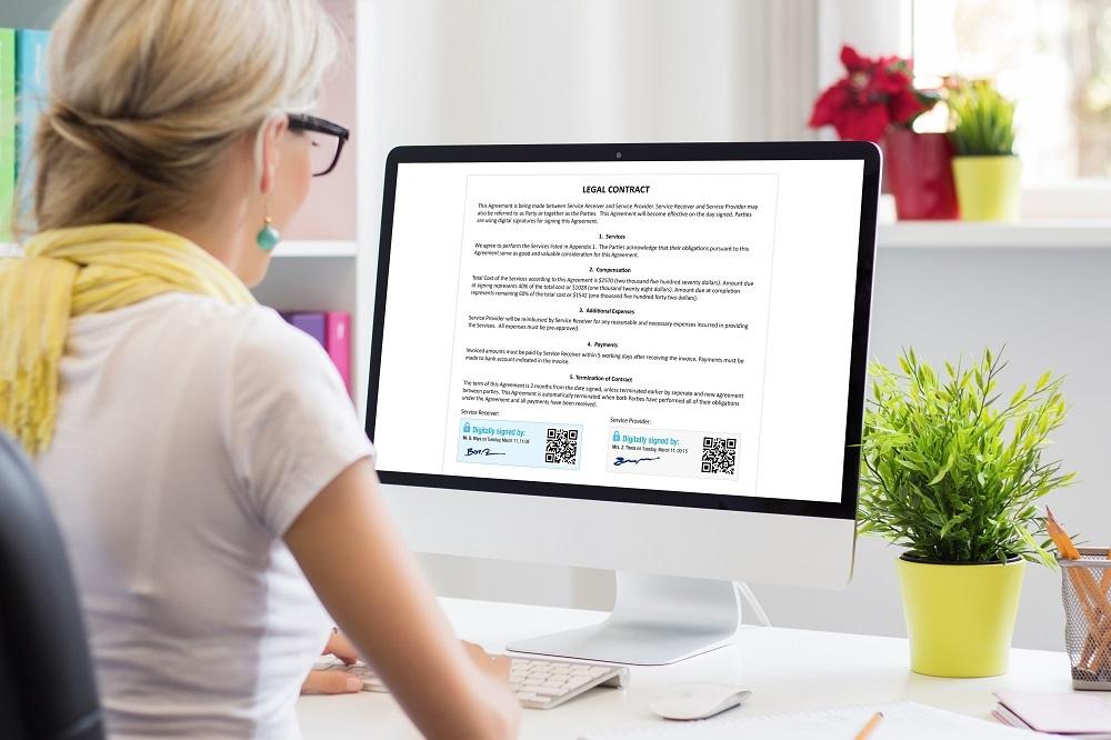 digitaal ondertekenen eidas