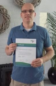certificaat OWH Erwin Lakwijk