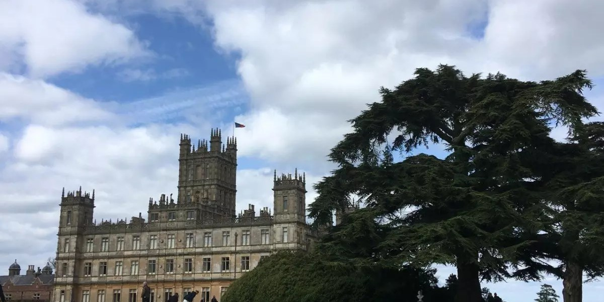 #3 | Naar Downton Abbey