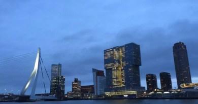 Rotterdam en Schiedam