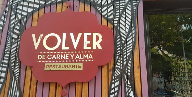 VOLVER DE CARNE Y ALMA