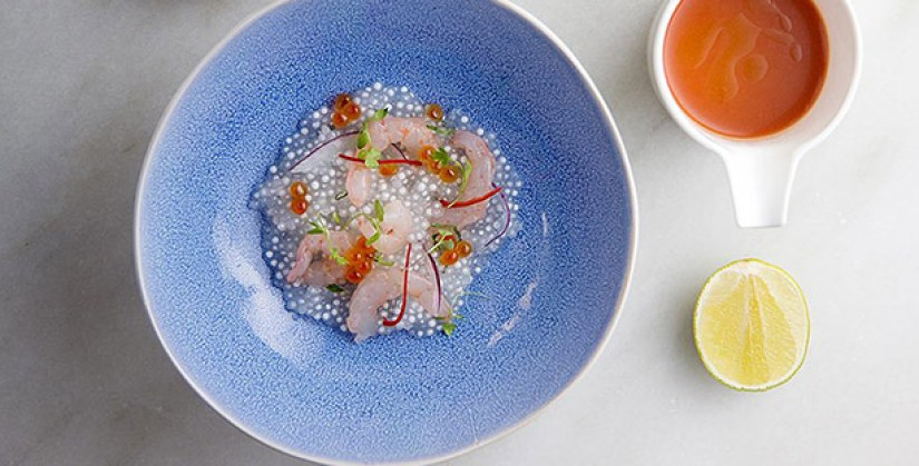 cevicheria restaurante sofisticado chef kiko martins ceviche comida peruana cozinha de autor principe real lisboa 2