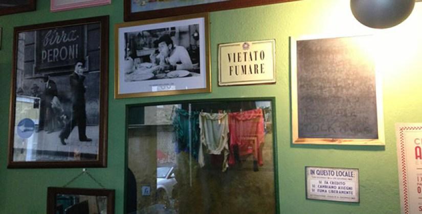 osteria restaurante italiano tasca