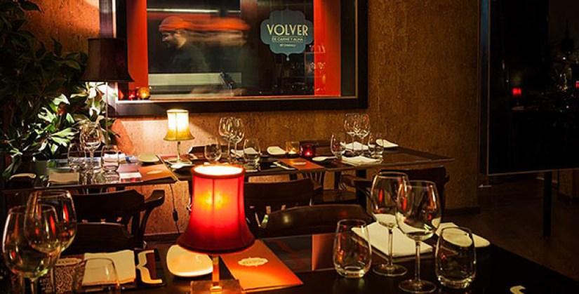 volver by chakall - restaurante argentino chef chakall lumiar lisboa carne tapping