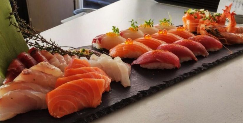 wasabi sushi bar - japones sushi campo de ourique lisboa
