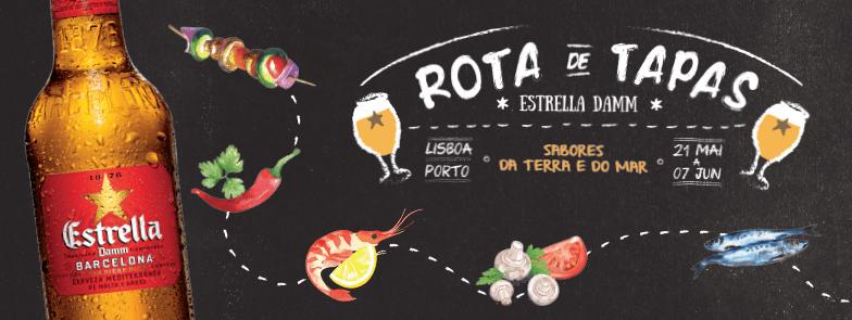 ROTA DE TAPAS | 2015