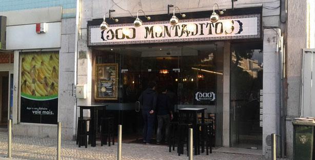 100 MONTADITOS SALDANHA