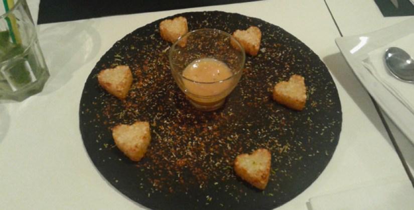 aromas e temperos restaurante brasileiro arroios lisboa bolinho de tapioca