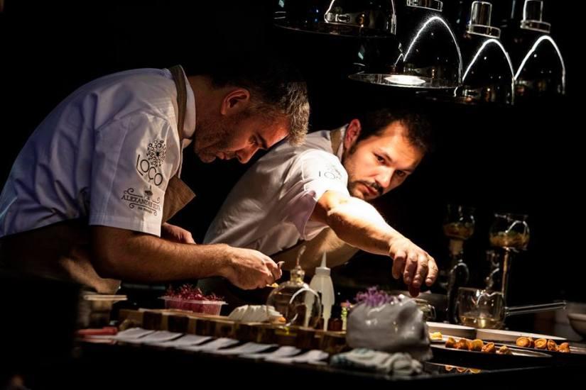 restaurante loco chef alexandre silva