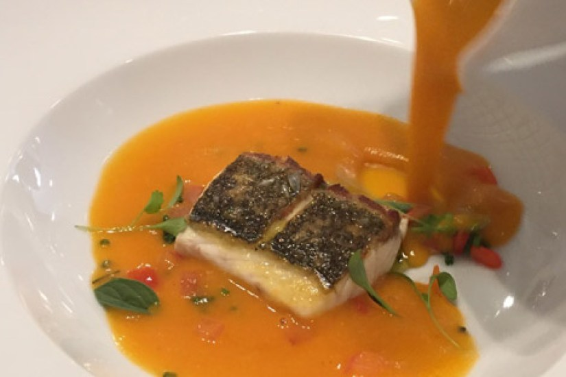 peixaria da esquina chef vitor sobral campo de ourique lisboa sopa de peixe