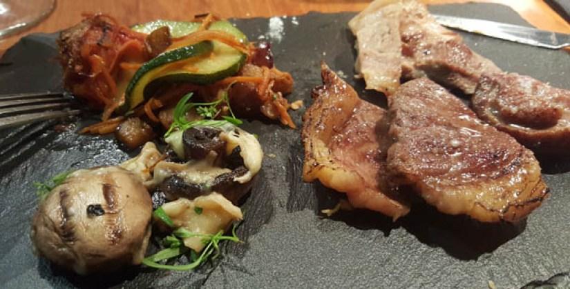 cartel 36 restaurante carne partilha petiscos carnes parque das nacoes lisboa tabua mista