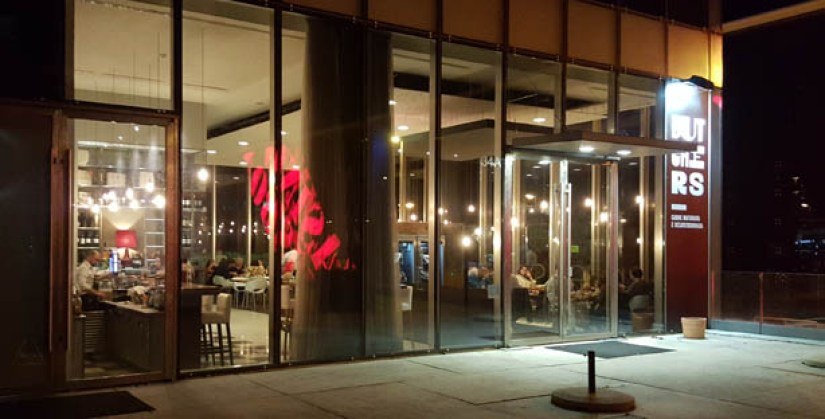 butchers restaurante carne maturada hamburgueres parque das nacoes lisboa exterior