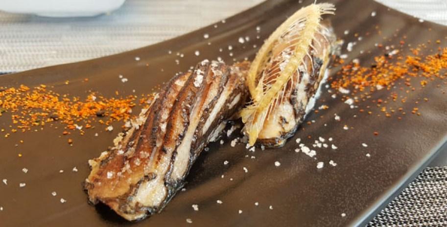 rabo d pexe restaurante de peixe sushi marisqueira açores sofisticado saldanha lisboa nigiri