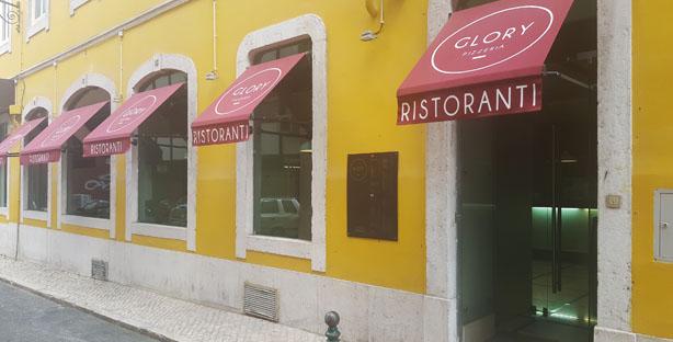 glory pizzeria restaurante italiano pizzas pastas risottos bruschettas av liberdade lisboa
